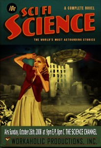 science fiction play for teens