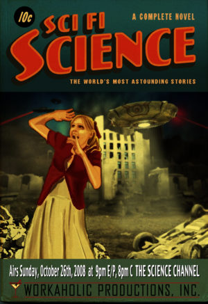 sci-fi play script