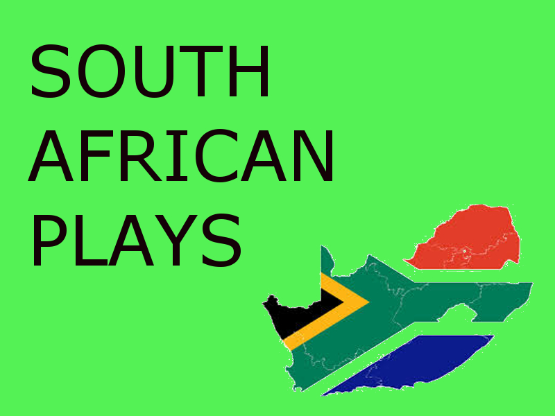South African Plays