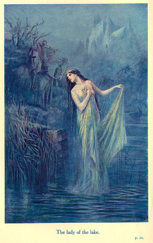 The Lady of the Lake Murder