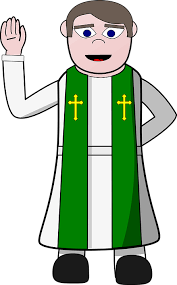 comedy about a priest