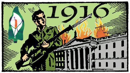 Irish play about the Easter rising