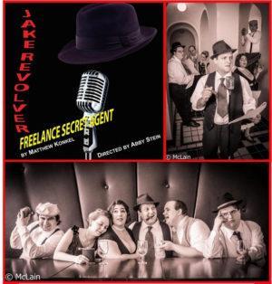 radio noir play