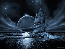 play about a ghost ship