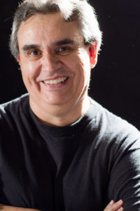 American playwright Carlos Perez