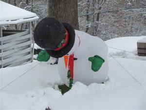 snowman comedy