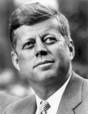 play about JFK